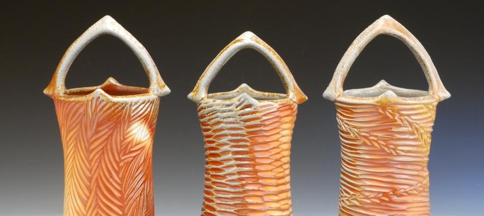 Carved Vases